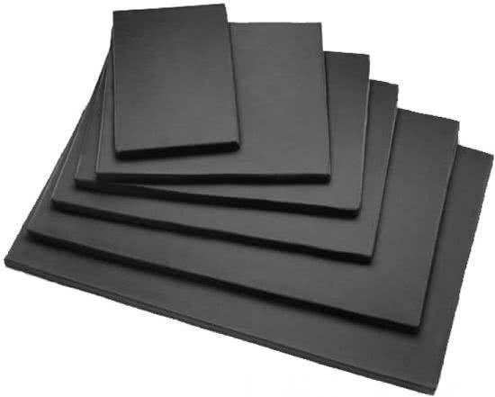 Chikko 06-A4530-02 Zwart 70x105 cm