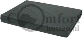 Comfort-Kussen Hondenmatras Antraciet 90x125 cm