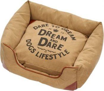 D&D Hondenmand Dream Sienna D&D 35x45 cm