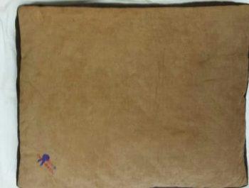 Dedi Hondenkussen Bruin   Beige 55x68 cm