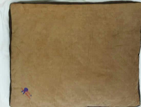 Dedi Hondenkussen Bruin | Beige 55x68 cm