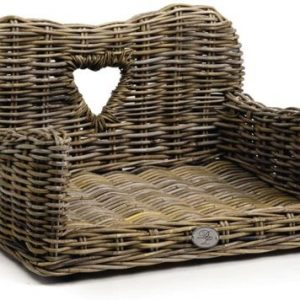 Designed by Lotte My Favourite - Hondensofa Bruin 53x69 cm