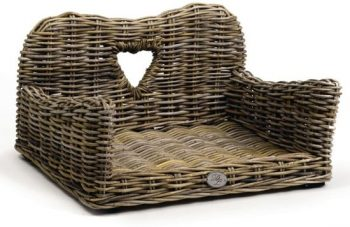 Designed by Lotte My Favourite - Hondensofa Bruin 53x69 cm