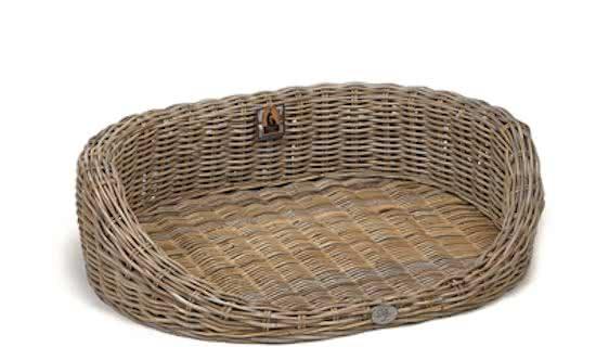 Designed by Lotte Windsor - Hondenmand - Kubu Bruin 48x62 cm