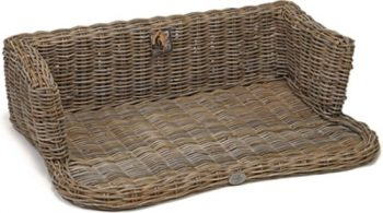 Designed by Lotte York - Hondensofa Grijs 52x86 cm