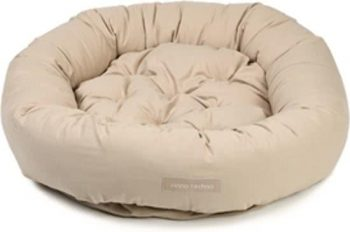 Dog gone smart Nano - Hondenmand - Donut Beige 107x107 cm