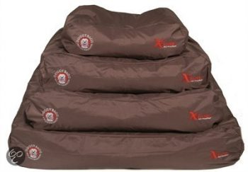 Doggy Bagg Bed - Xtreme Fossil l Bruin 70x89 cm