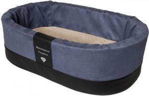 Doggybed-Orthopedische-Hondenmand-Paddy-Style-Blauw-70×45-cm-3