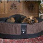 Doggybed-Orthopedische-Hondenmand-Paddy-Style-Bruin-100×80-cm-1