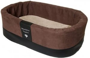 Doggybed-Orthopedische-Hondenmand-Paddy-Style-Bruin-55×42-cm-3