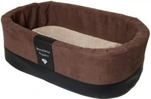 Doggybed-Orthopedische-Hondenmand-Paddy-Style-Bruin-70×45-cm-3