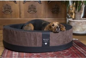 Doggybed-Orthopedische-Hondenmand-Paddy-Style-Bruin-90×60-cm-1