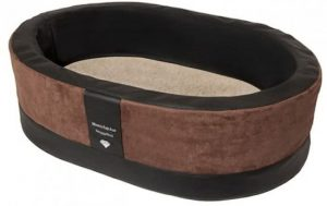 Doggybed-Orthopedische-Hondenmand-Paddy-Style-Bruin-90×60-cm-3