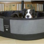 Doggybed-Orthopedische-Hondenmand-Paddy-Style-Grijs-90×60-cm-1