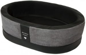 Doggybed-Orthopedische-Hondenmand-Paddy-Style-Grijs-90×60-cm