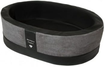 Doggybed Orthopedische Hondenmand Paddy Style Grijs 90x60 cm