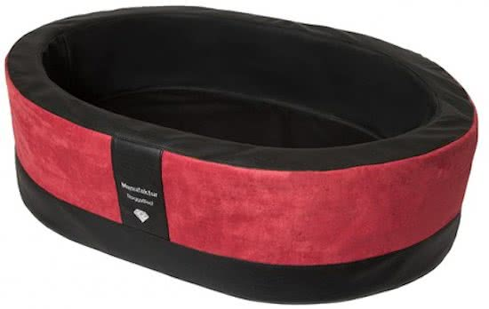 Doggybed Orthopedische Hondenmand Paddy Style Rood 100x80 cm