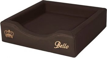 Doggybed Orthopedische Hondenmand Soft Style Bruin 50x75 cm