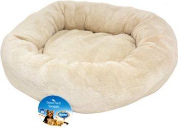 Duvo Donut Bed Snuggly Beige 50X50 Cm