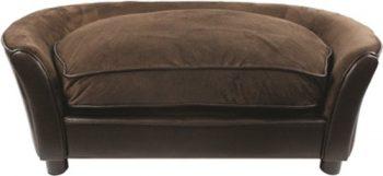 Enchanted pet Hondenmand / Sofa Panache Bruin 58x107 cm