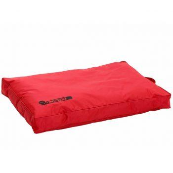 FLAMINGO Hondenkussen No Limit 100x65 cm teflon rood 1031252