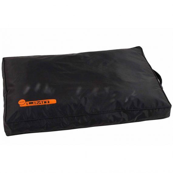 FLAMINGO Hondenkussen No Limit 120x75 cm teflon zwart 1031246