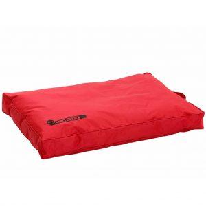 FLAMINGO Hondenkussen No Limit 60x45 cm teflon rood 1031248