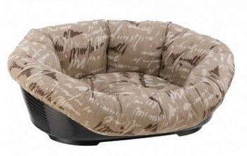Ferplast Sofa Kussen Bruin | Zwart 52 Cm