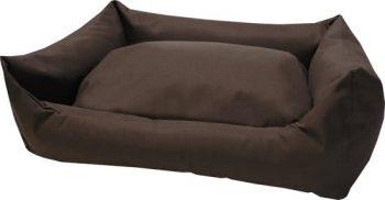 Frankie Basic Hondenmand Coffee 60X70 Cm