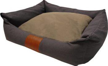 Frankie Canvas Lock - Hondenmand Antraciet 70X90 Cm
