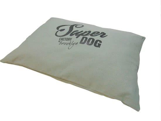 Frankie Super Dog - Hondenkussen - Ice Ice 70x100 cm