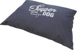 Frankie-Super-Dog-Hondenkussen-Marine-Blauw-70×100-cm
