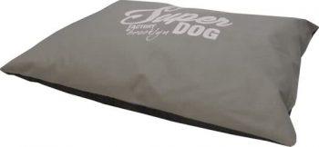 Frankie Super Dog - Hondenkussen Taupe 70x100 cm