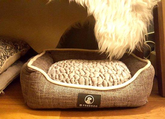 Freedog Hondenmand Dreamfactory Grijs 62X53 Cm