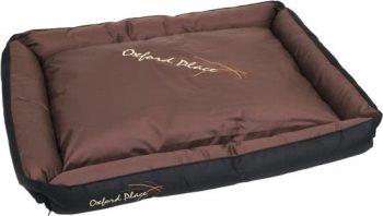 Kerbl Hondenbed - Oxford Bruin 62x70 cm