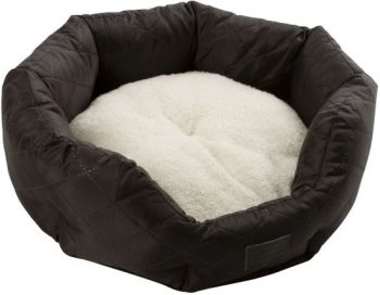 Kerbl Hondenmand Charlotte Zwart 45 cm