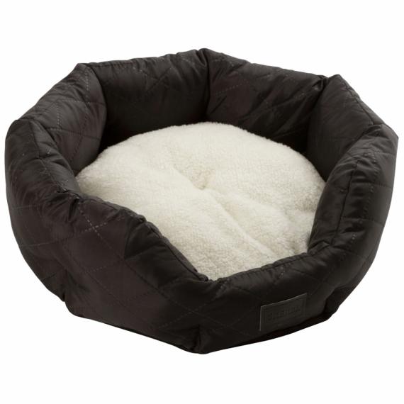 Kerbl Hondenmand Charlotte Zwart x45 cm