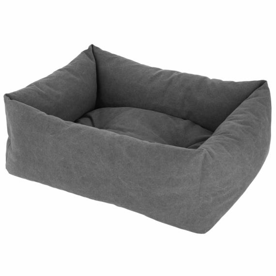 Kerbl Hondenmand Lucca 85x70 cm grijs 80347