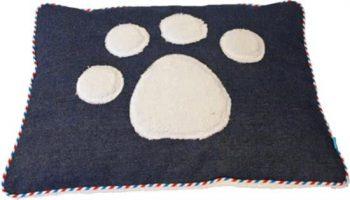 Lief! Hondenkussen Blauw 67 cm