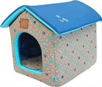 Lief! Huis Boys - Hondenmand Blauw
