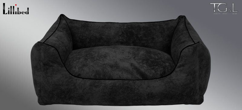 Lillibed® Hondenmand Magica Antica Antraciet 57 x 45 x 22 cm