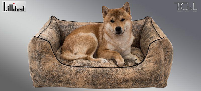 Lillibed® Hondenmand Magica Antica Beige 57 x 45 x 22 cm