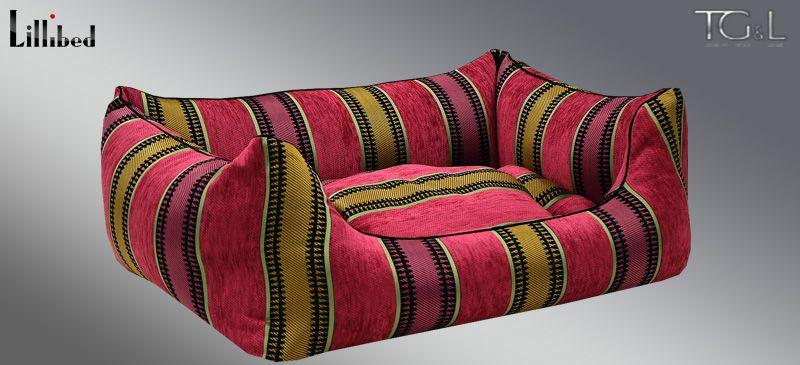 Lillibed® Hondenmand Moreno Roze 57 x 45 x 22 cm