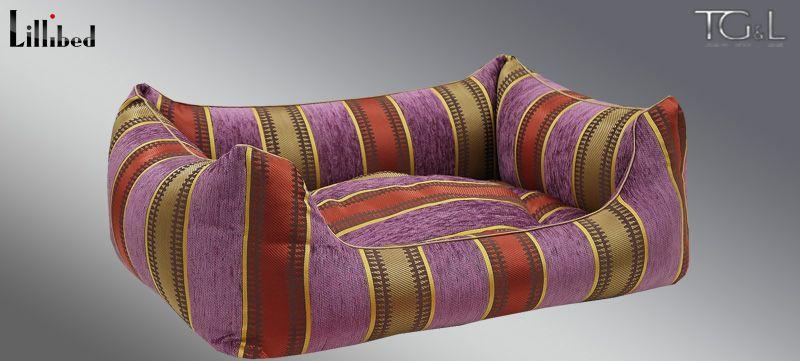 Lillibed® Hondenmand Moreno Violet 57 x 45 x 22 cm