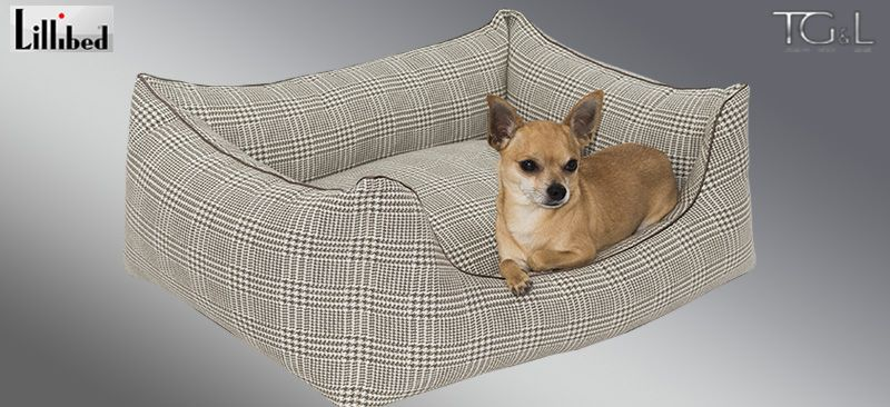 Lillibed® Hondenmand Pepito Macchiato 57 x 45 x 22 cm