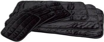 MidWest Benchvacht Zwart 122x76 cm