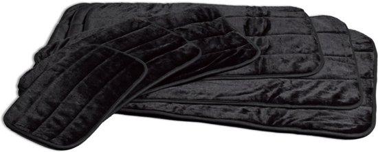 MidWest Benchvacht Zwart 91x58 cm