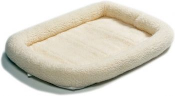 MidWest Quiet Time Pet Bed Wit 53x76 cm