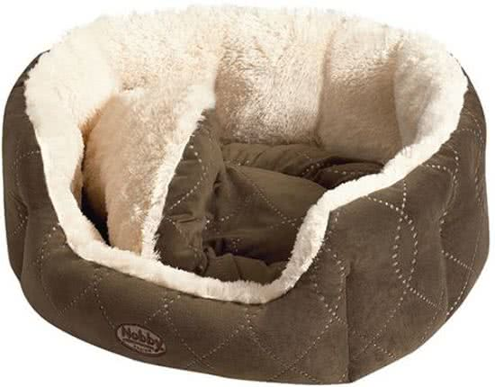 Nobby Comfortbed Ceno Bruin 50x55 cm