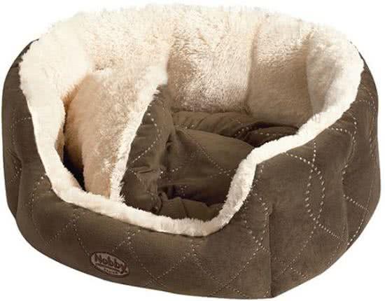 Nobby Comfortbed Ceno Bruin 65x57 cm